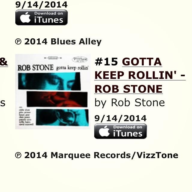iTunes Top 100 Blues Album Downloads List